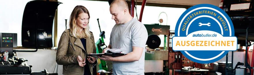 Autobutler.de arbeitet mit Qualitätswerkstätten