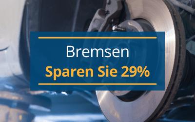 Porsche Bremsen Reparatur