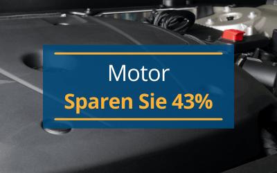 Porsche Motor Reparatur