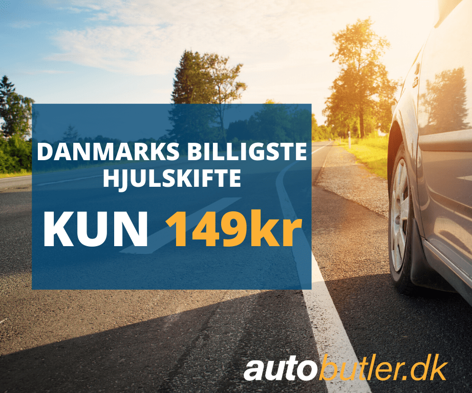 Danmarks Billigste Hjulskifte