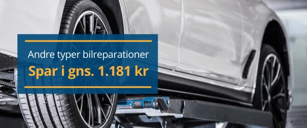 reparation af bil