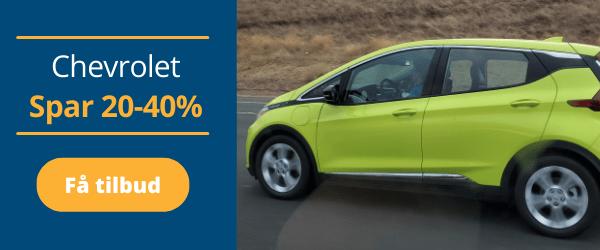 Chevrolet reparation og service