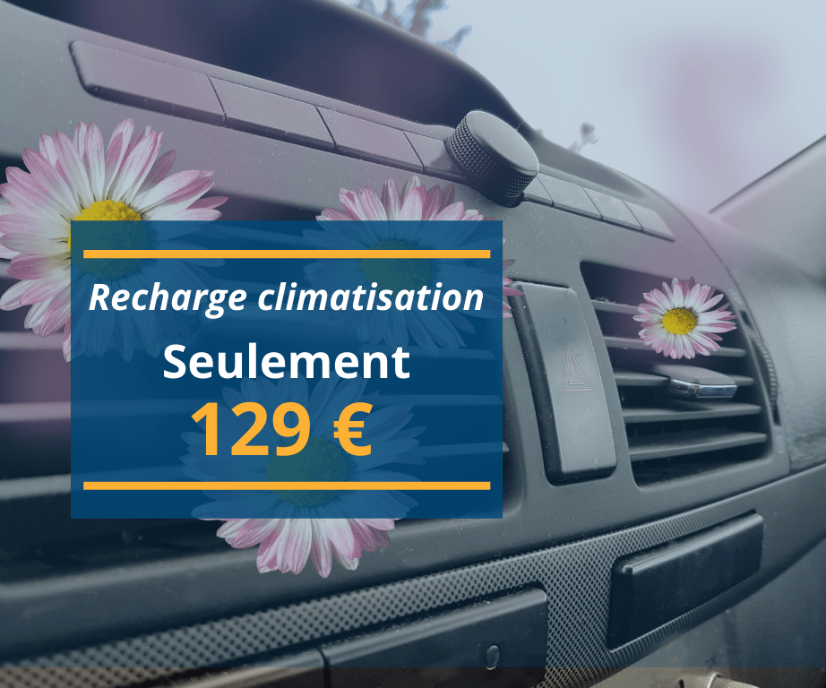recharge climatisation 129 euros