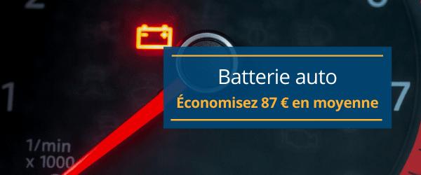 remplacement ou recharge batterie voiture
