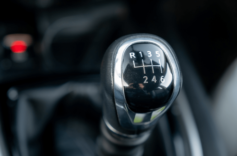 boîte de vitesses voiture