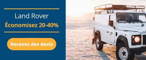Land Rover réparation révision et entretien auto