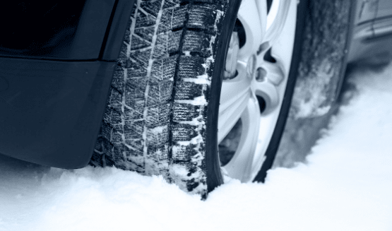 changement pneus hiver