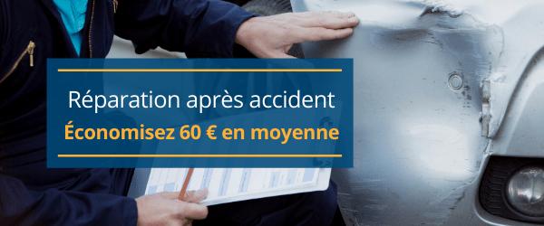 réparation voiture accidentée