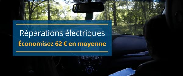 réparation électrique voiture