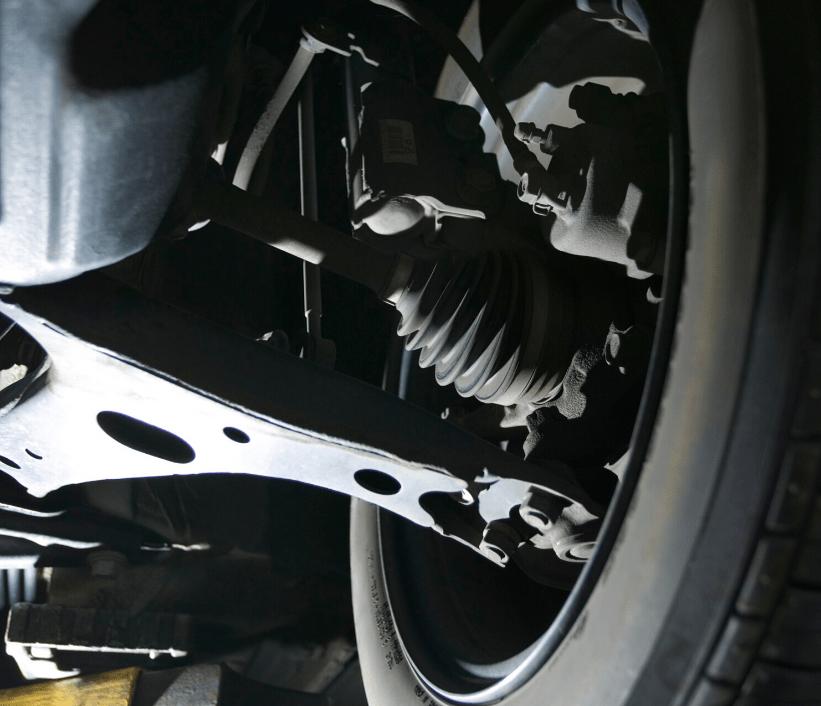 rotule suspension