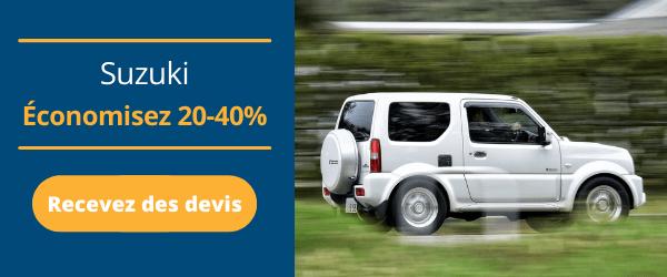 Suzuki réparation révision et entretien auto