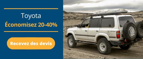 Toyota réparation révision et entretien auto