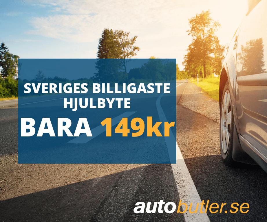 Sveriges Billigaste Hjulbyte
