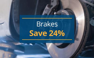 Nissan brake repairs