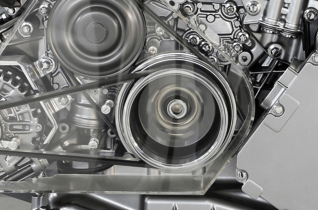 crankshaft pulley replacement autobutler