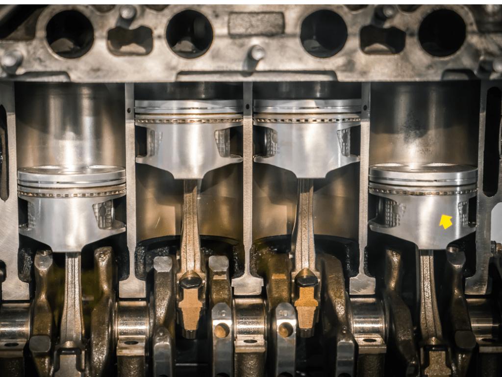 pistons engine car change