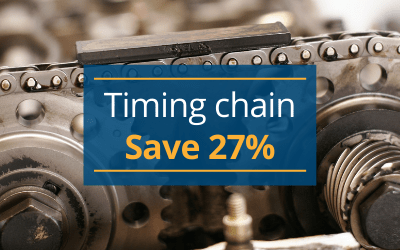 Mercedes-Benz timing chain replacement