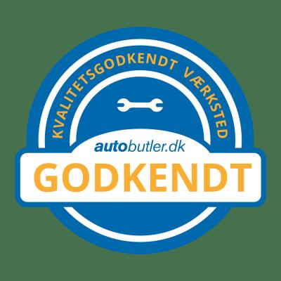 autobutler.dk kvalitetsgodkendt værksted