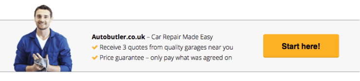 Autobutler.co.uk  Garageportal - Get 3 qotes on your car repair