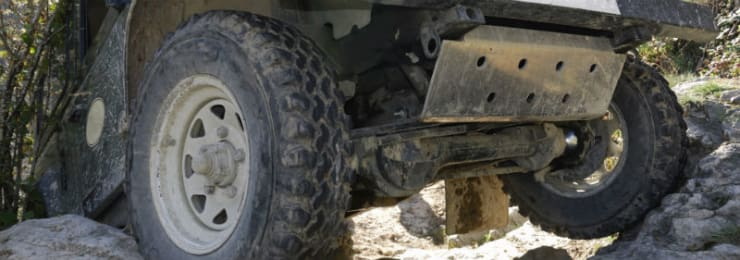 What are 4x4 Tyres?