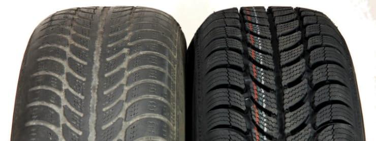 Vorsicht bei günstigen gebrauchten Reifen!