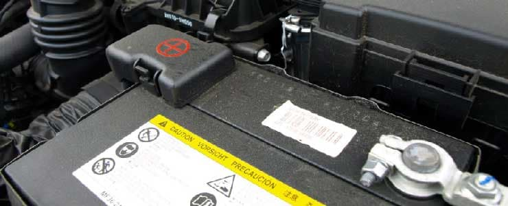 How to check your car battery