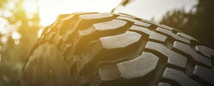 Was sind 4x4 Reifen?