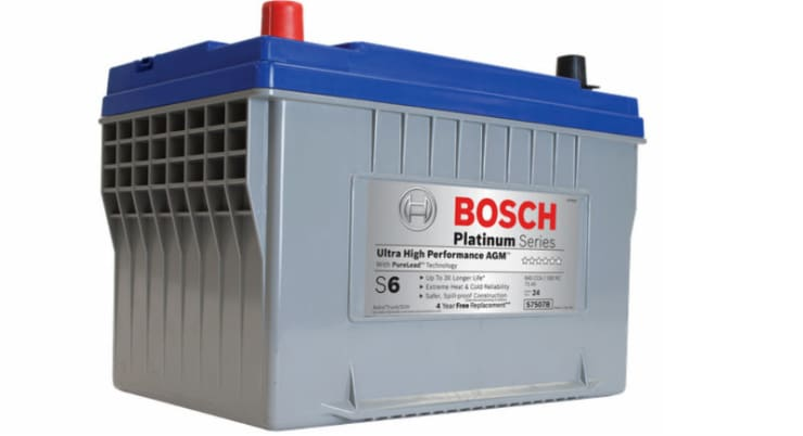 Info About Bosch Car Batteries