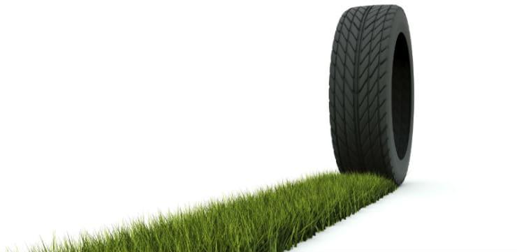 Grøn Teknologi fra Michelin