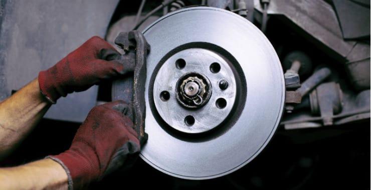 Sådan skifter du bremseklodser på din bil