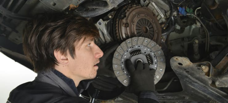 Ford Clutch Replacement Price