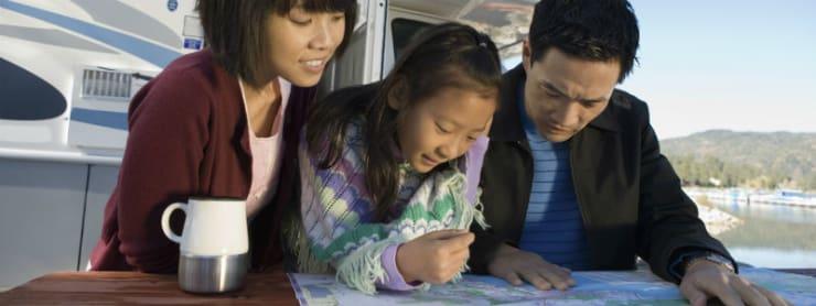 5 ting du skal gøre før kør-selv ferien til udlandet