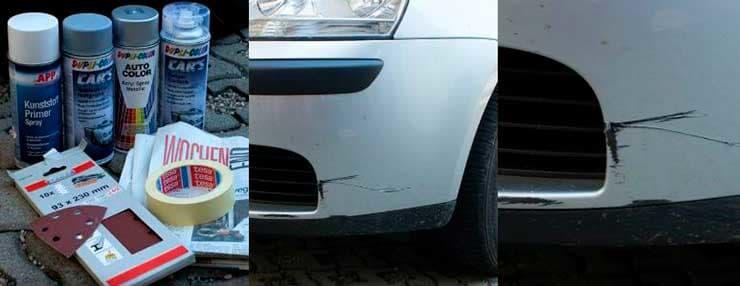 auto kunststoff kratzer entfernen autopflege fix scratch lackstift auto kratzer reparatur. Black Bedroom Furniture Sets. Home Design Ideas
