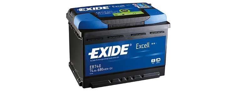 Informationen über Exide Autobatterien