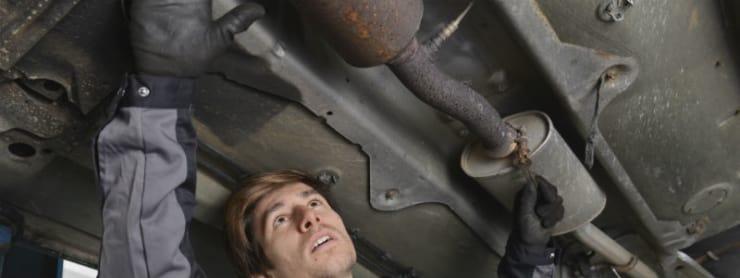 avgassystemet
