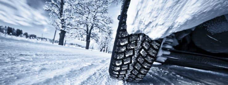Regler för vinterdäck I Sverige