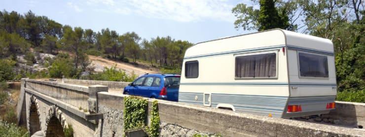 Reglerne for at køre med trailer i Danmark