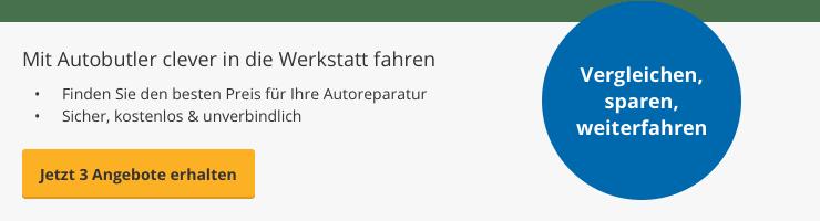 Autobutler.de Werkstattportal - spare bis zu 40% bei der Kfz-Werkstatt