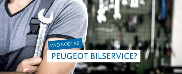 Pris på Peugeot service