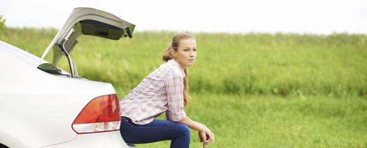 Gør bilen forårsklar