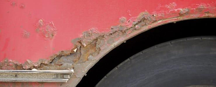 Professionel Rustbeskyttelse, rustbehandling og undervognsbehandling