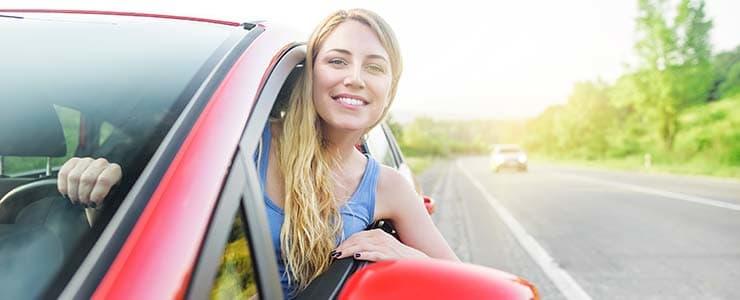 Find de billigste priser på bilforsikringer til unge under 25 år