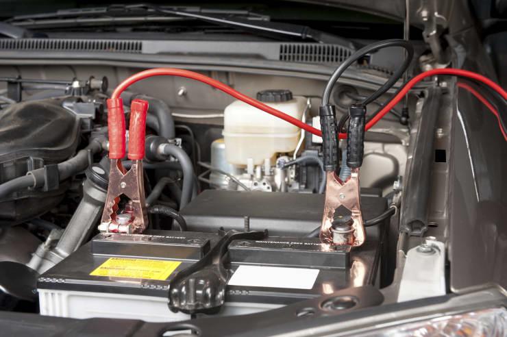 Byta bilbatteri