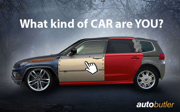 Take Autobutler's car test and find out what car you are