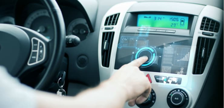 Luftkonditioneringssystem/aircondition och klimatanläggning
