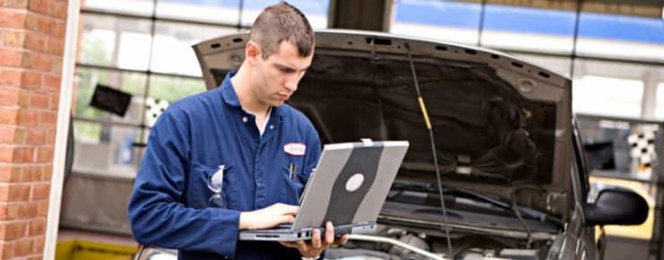 Förbered din bil för besiktning