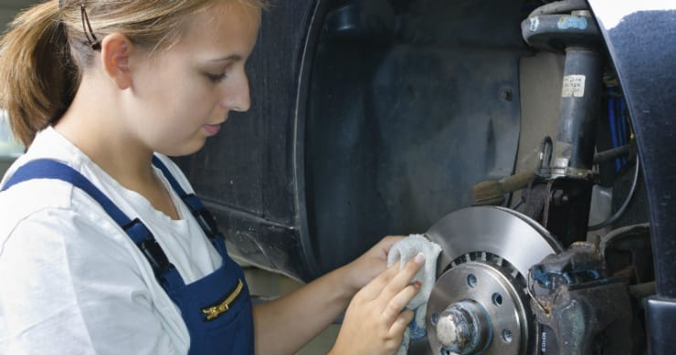 How to Change Brake Discs
