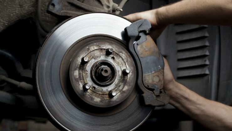 What Are Brake Callipers, Discs and Pads?
