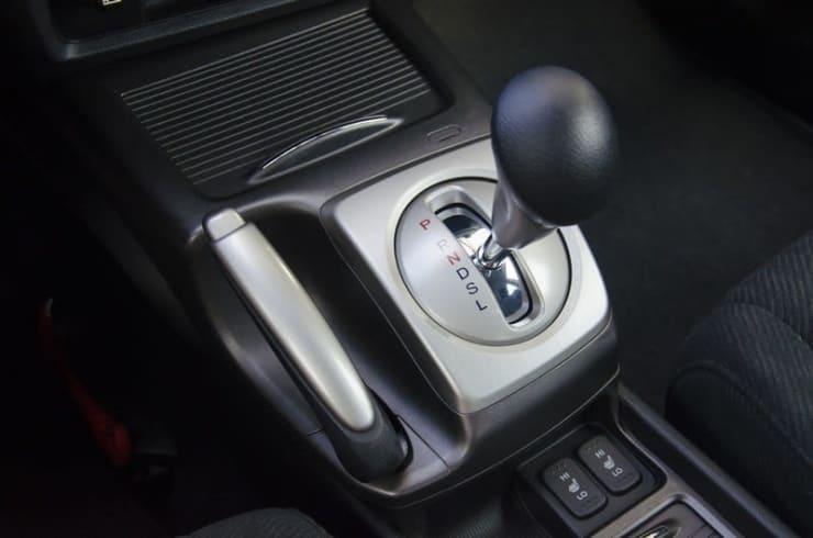 boîte de vitesse auto