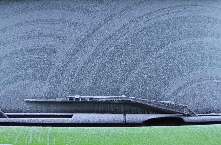 laver vitre voiture